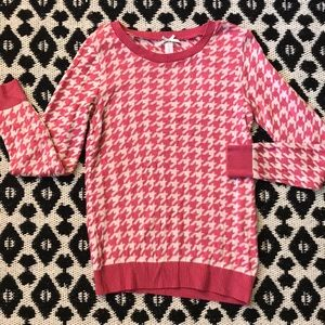 DownEast Sweaters - Houndstooth sweater
